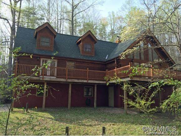 247 Granny Smith Lane, Lake Lure, NC 28746 (#3595642) :: Keller Williams Professionals