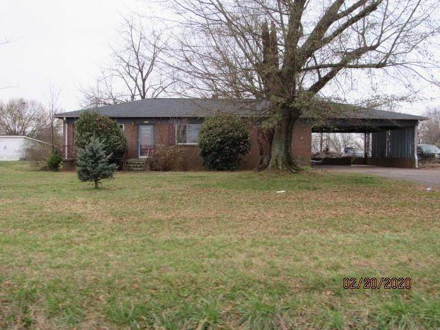 3659 Taylorsville Highway, Statesville, NC 28625 (#3596119) :: High Performance Real Estate Advisors