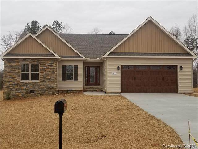 183 Greythorn Drive #43, Statesville, NC 28625 (#3596465) :: Stephen Cooley Real Estate Group