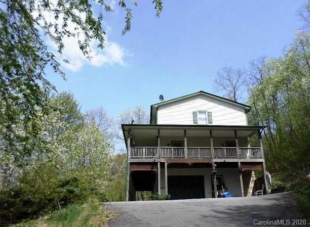 72 Trickle Creek Road, Waynesville, NC 28785 (#3597153) :: Keller Williams Professionals