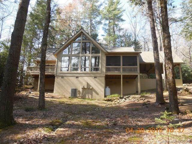 35 Big Pine Road, Sapphire, NC 28774 (#3598261) :: LePage Johnson Realty Group, LLC
