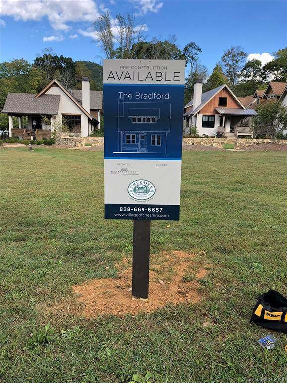 8 Fay Jones Lane #2, Black Mountain, NC 28711 (#3599794) :: Caulder Realty and Land Co.