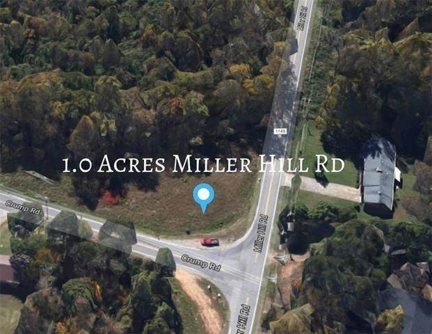 1 Acres Miller Hill Road, Lenoir, NC 28645 (#3600784) :: Besecker Homes Team