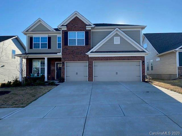 140 Margo Lane, Statesville, NC 28677 (#3600799) :: Charlotte Home Experts