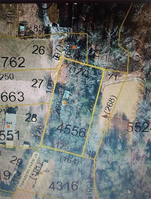 3664 Townsend Farm Lane, Lenoir, NC 28645 (#3600974) :: Scarlett Property Group