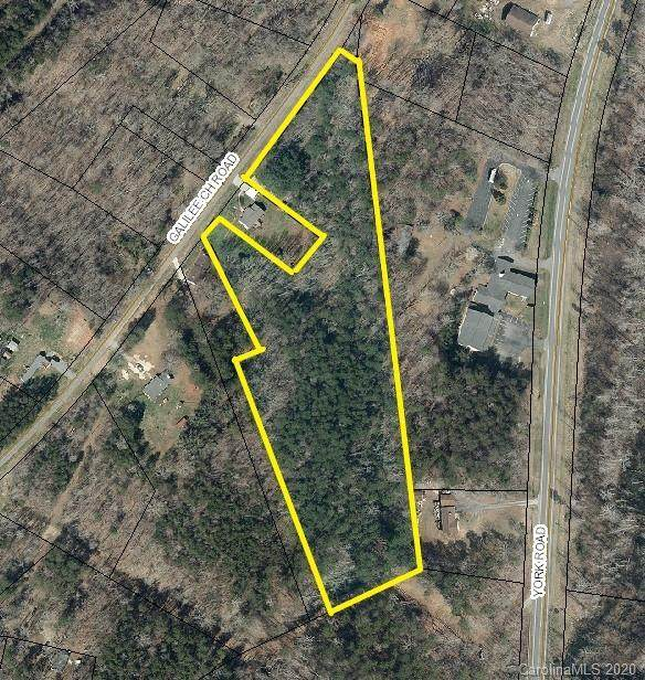 N/A Galilee Church Road, Kings Mountain, NC 28086 (MLS #3602234) :: RE/MAX Journey