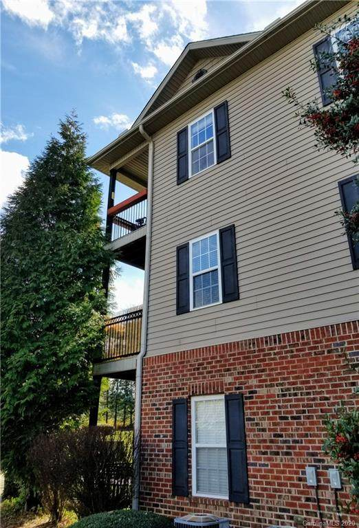 231 Appeldoorn Circle #231, Asheville, NC 28803 (#3602406) :: Zanthia Hastings Team