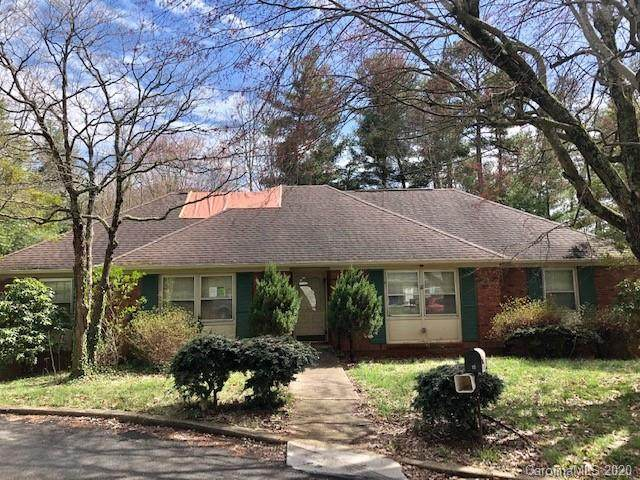 15 Blueberry Hill Road, Asheville, NC 28804 (#3602777) :: Wilkinson ERA Real Estate