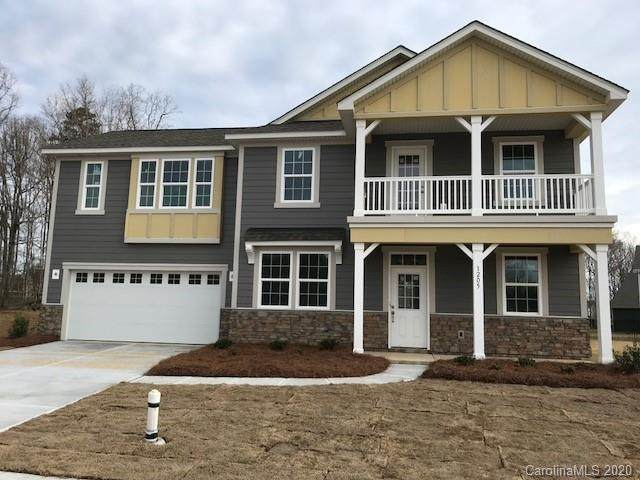 1205 Aiken Cross Lane 126-Cameron, Indian Trail, NC 28079 (#3602970) :: Keller Williams South Park