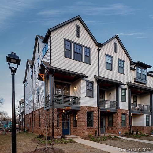 913 E 36th Street #3, Charlotte, NC 28205 (#3603088) :: Zanthia Hastings Team