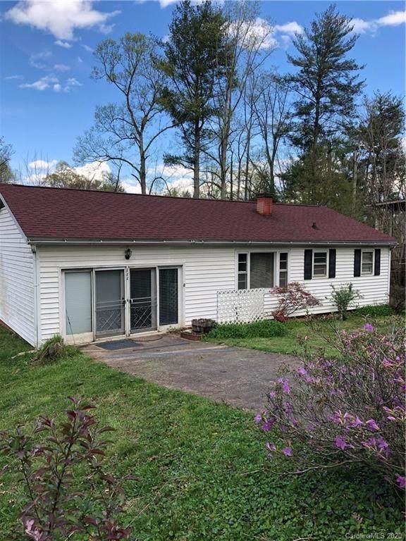 111 Shadowlawn Drive, Asheville, NC 28806 (#3603388) :: Advance Real Estate