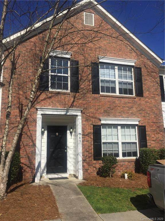 985 Heritage Parkway #39, Fort Mill, SC 29715 (#3603612) :: Charlotte Home Experts