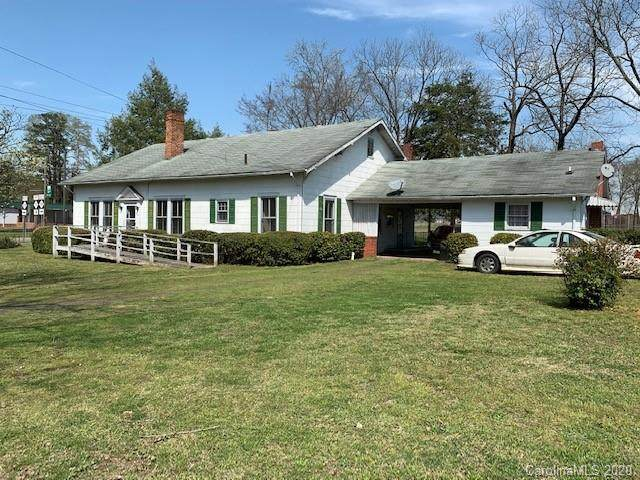 209 Allenton Street, Mount Gilead, NC 27306 (#3605485) :: High Performance Real Estate Advisors