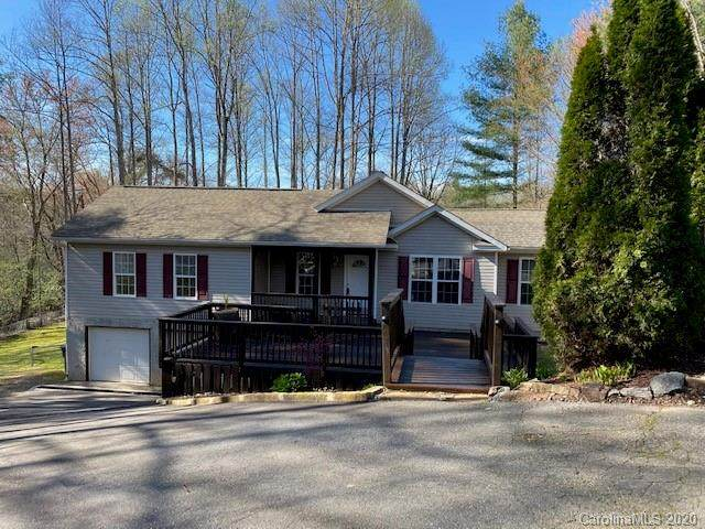 338 Canyon Lane, Mills River, NC 28759 (#3605603) :: MOVE Asheville Realty