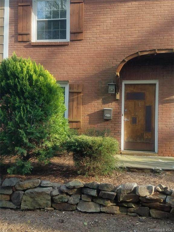 636 Chipley Avenue #6, Charlotte, NC 28205 (#3606796) :: DK Professionals Realty Lake Lure Inc.
