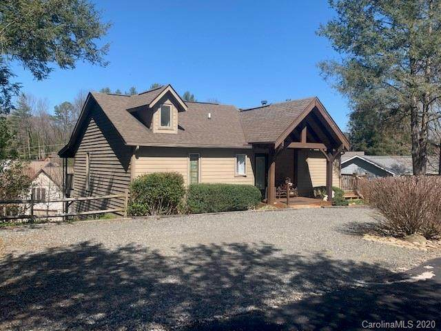 399 Foxfire Estates Circle, Waynesville, NC 28785 (#3607260) :: Robert Greene Real Estate, Inc.
