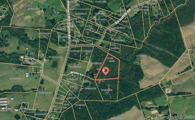 00 Pleasant Hill Church Road, Marshville, NC 28103 (#3607508) :: Besecker Homes Team