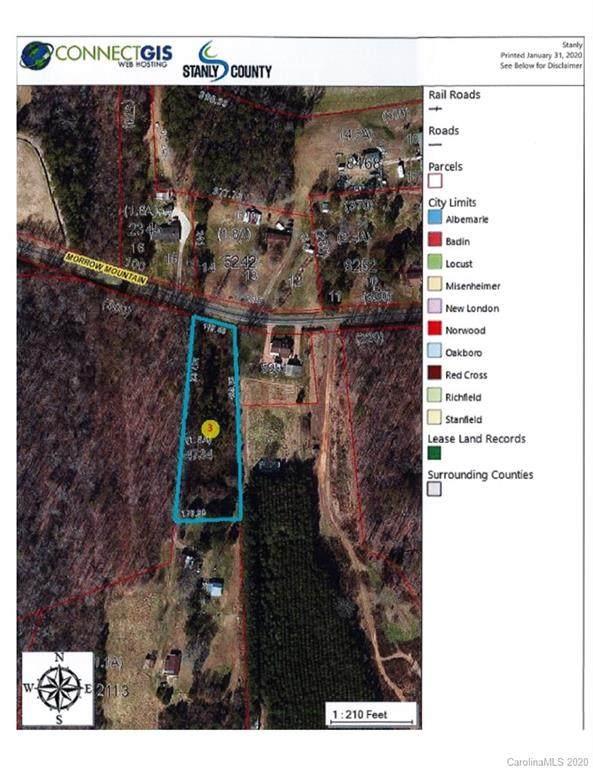0 Morrow Mountain Road, Albemarle, NC 28001 (#3607714) :: The Ramsey Group
