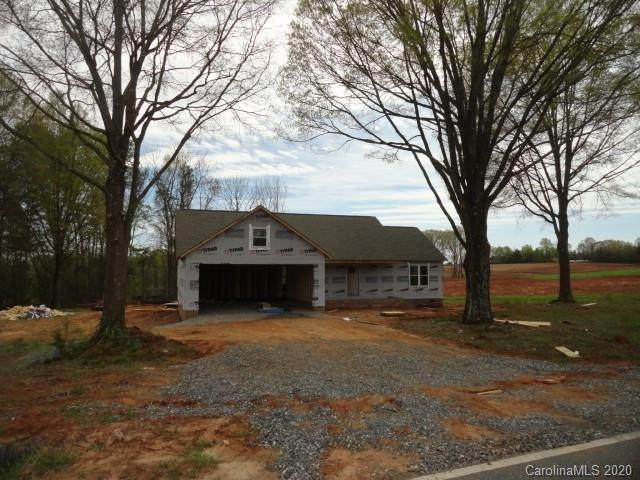 2752 Bethany Church Road, Claremont, NC 28610 (#3608073) :: Carolina Real Estate Experts