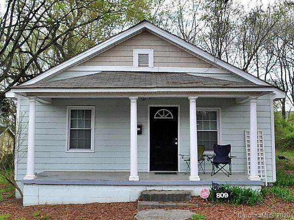 809 37th Street, Charlotte, NC 28205 (#3608177) :: Zanthia Hastings Team