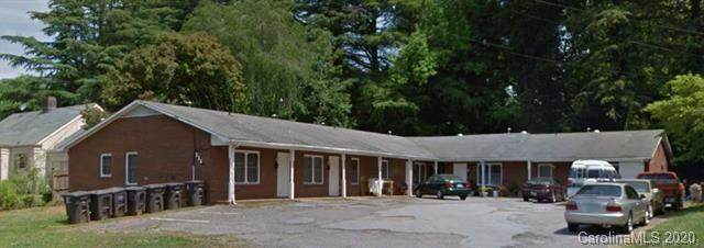 334 Brevard Street A, Statesville, NC 28677 (#3608288) :: Johnson Property Group - Keller Williams