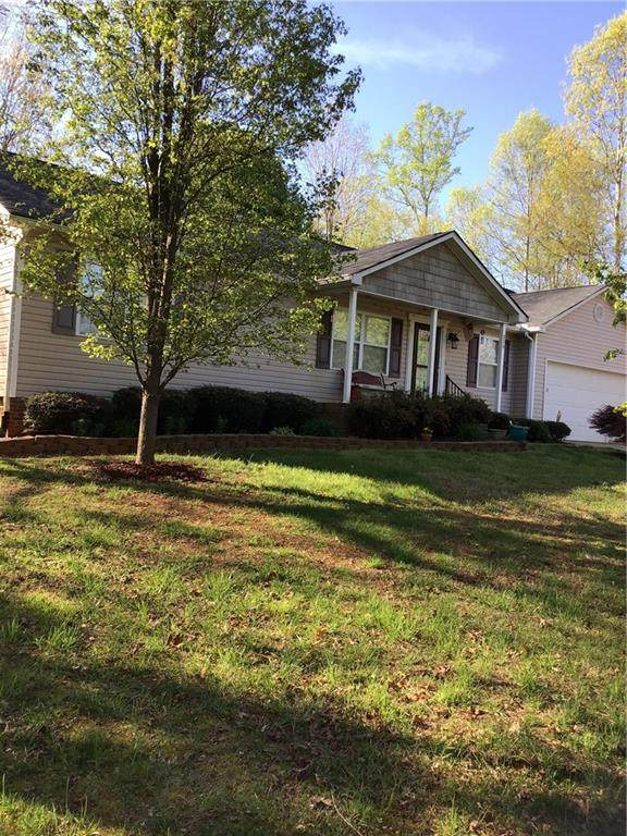275 Rosemont Drive, Stony Point, NC 28678 (#3608445) :: Miller Realty Group