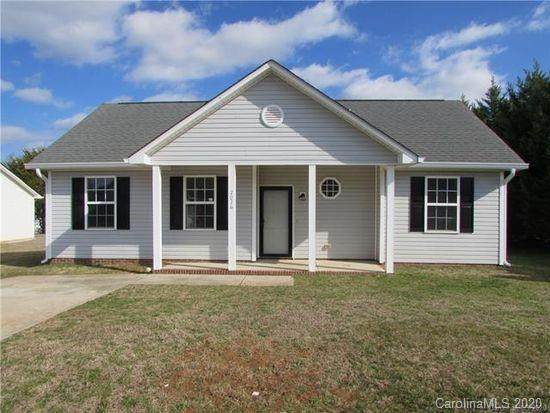 2026 Arlington Avenue, Statesville, NC 28677 (#3608577) :: High Performance Real Estate Advisors