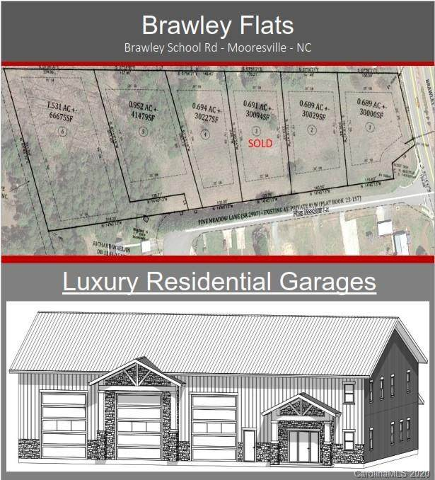 132 Pine Meadow Lane #6, Mooresville, NC 28117 (#3608581) :: Puma & Associates Realty Inc.