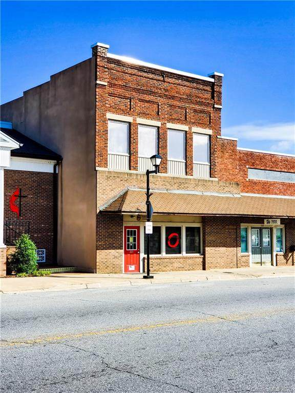 221 E Main Street, Lincolnton, NC 28092 (#3608824) :: Rowena Patton's All-Star Powerhouse