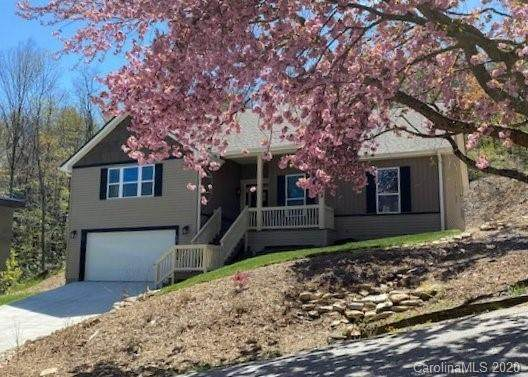 117 Country Ridge Road, Laurel Park, NC 28739 (#3609344) :: LePage Johnson Realty Group, LLC