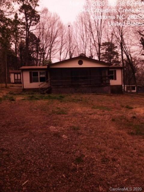 614 Crowders Creek Road, Gastonia, NC 28052 (#3609437) :: MartinGroup Properties