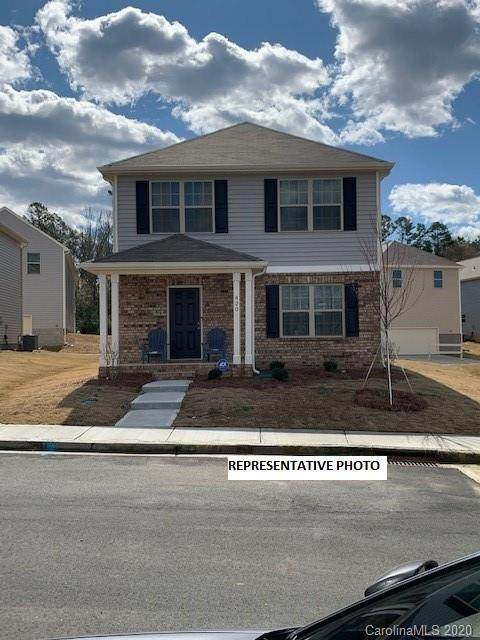 549 Stockton Way Lot 31, Rock Hill, SC 29732 (#3609719) :: LePage Johnson Realty Group, LLC