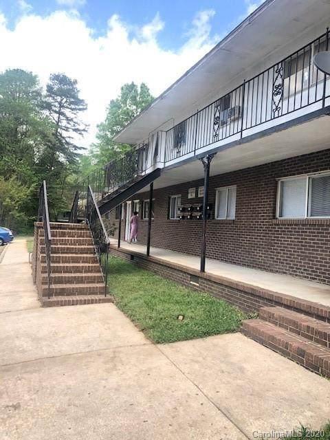 427 N Yadkin Avenue #102, Spencer, NC 28159 (#3610687) :: Advance Real Estate