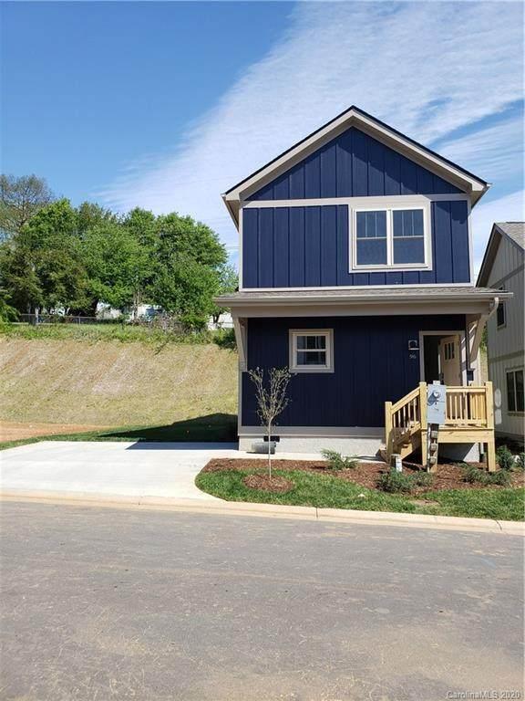 96 Wheeler Road #6, Weaverville, NC 28787 (#3610733) :: Keller Williams Professionals