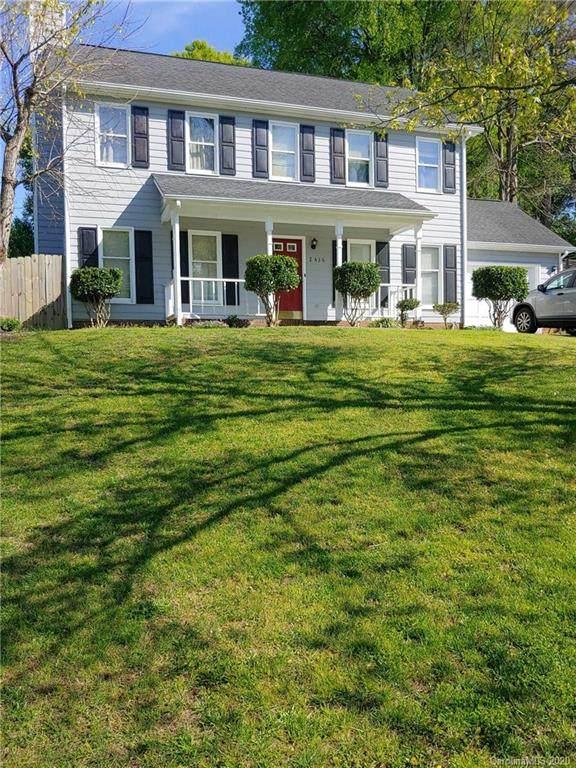 2436 Torrington Lane, Charlotte, NC 28262 (#3611507) :: Charlotte Home Experts