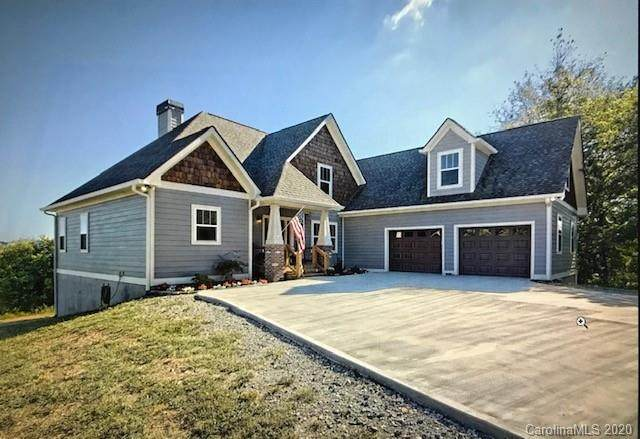 TBD Whisper Mountain Drive, Leicester, NC 28748 (#3612186) :: MartinGroup Properties