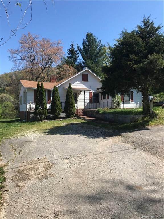 19 Garden Road, Woodfin, NC 28804 (#3612628) :: Besecker Homes Team