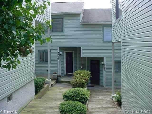 3618 Heathrow Drive, Winston Salem, NC 27103 (#3613113) :: Stephen Cooley Real Estate Group