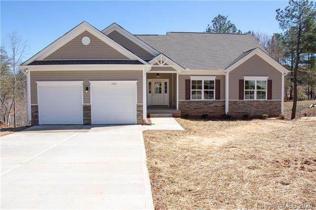 160 Holly Springs Loop #26, Troutman, NC 28166 (#3613626) :: Rinehart Realty