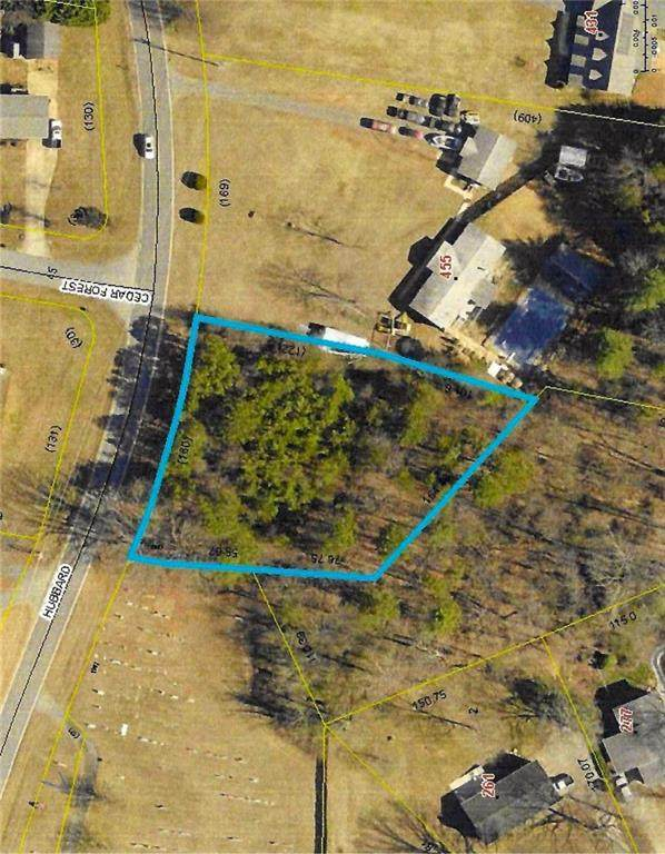 00 Hubbard Road, Hickory, NC 28601 (#3614125) :: Carlyle Properties