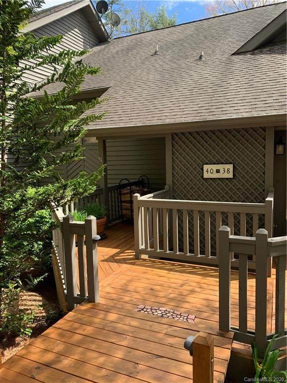 40 River Park Villas Drive, Sapphire, NC 28774 (#3614390) :: Charlotte Home Experts