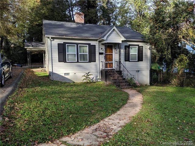 650 Robertson Avenue, Charlotte, NC 28208 (#3615806) :: Robert Greene Real Estate, Inc.