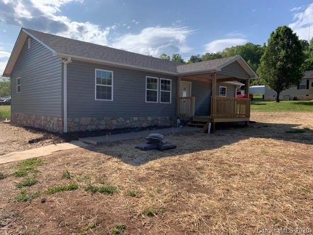 40 Eddie Drive, Old Fort, NC 28762 (#3616390) :: MartinGroup Properties
