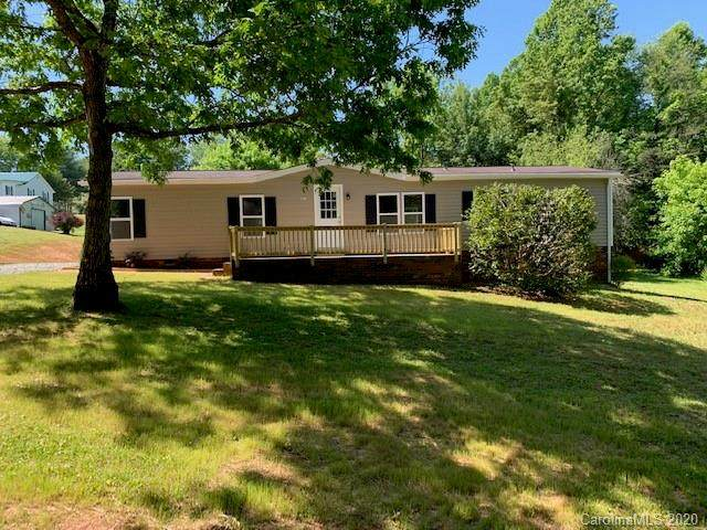 3575 14th Ave Drive SW, Hickory, NC 28602 (#3616639) :: Carlyle Properties