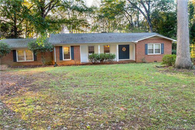 1028 Autumn Lane, New London, NC 28127 (#3617081) :: Miller Realty Group