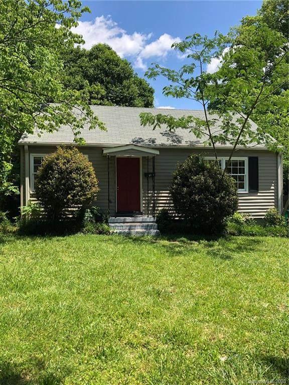 2537 Commonwealth Avenue, Charlotte, NC 28205 (#3618530) :: High Performance Real Estate Advisors