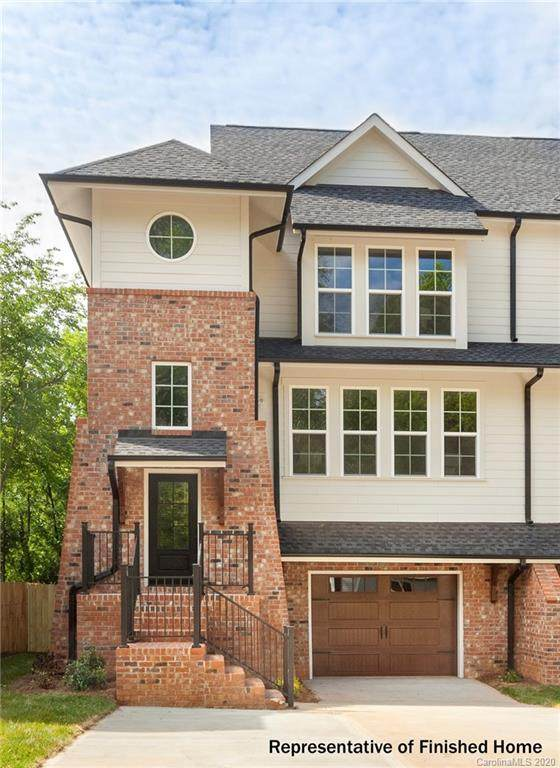 1412 Lomax Avenue, Charlotte, NC 28211 (#3618723) :: Ann Rudd Group
