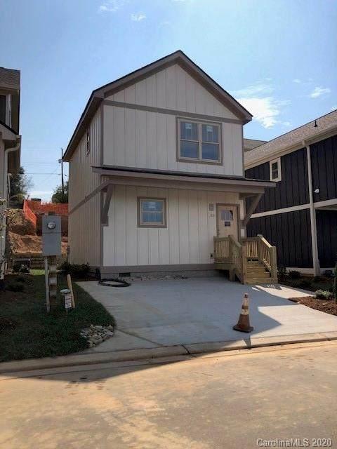 86 Wheeler Road #10, Weaverville, NC 28787 (#3619604) :: Keller Williams Professionals