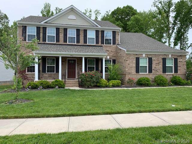 9916 NW Violet Cannon Drive, Concord, NC 28027 (#3619827) :: MartinGroup Properties