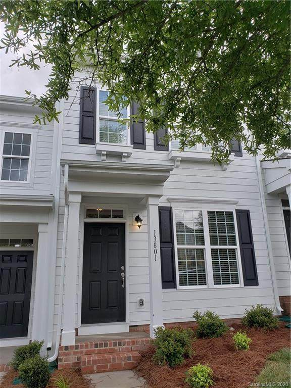 13801 Cinnabar Place, Huntersville, NC 28078 (#3620712) :: Keller Williams South Park